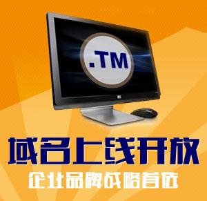 TM域名开放注册